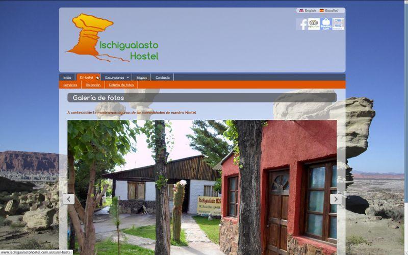 Ischigualasto Hostel